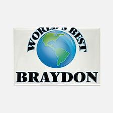 World's Best Braydon Magnets