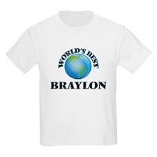 World's Best Braylon T-Shirt