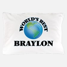 World's Best Braylon Pillow Case