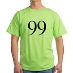 Mathlete 98 Green T-Shirt