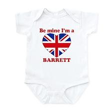 Barrett, Valentine's Day Infant Bodysuit