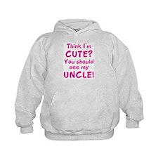 Cute Uncle Hoodie