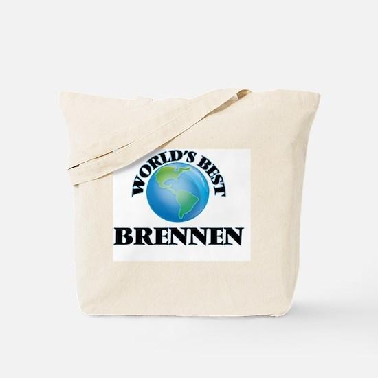 World's Best Brennen Tote Bag