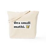 A small shot please Tote Bag