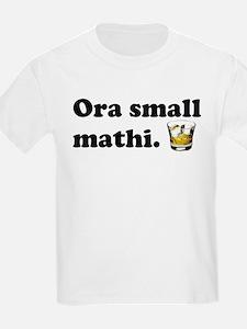 A small shot please T-Shirt