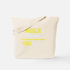 Unique Mole Tote Bag