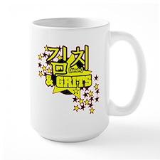Kimchi & Grits Coffee Mug