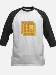 Buttered Waffles Baseball Jersey
