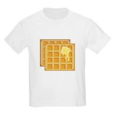 Buttered Waffles T-Shirt