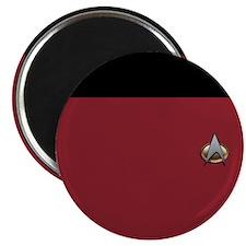 TNG Red Uniform Magnet