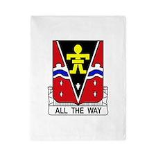 509th Parachute Infantry Regiment.png Twin Duvet