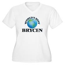 World's Best Brycen Plus Size T-Shirt