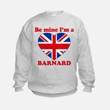 Barnard, Valentine's Day Sweatshirt