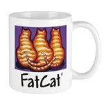FatCat Orange Cat Mug