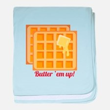 Butter Em Up baby blanket