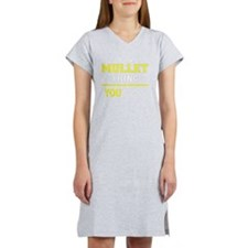 Unique Mullet Women's Nightshirt
