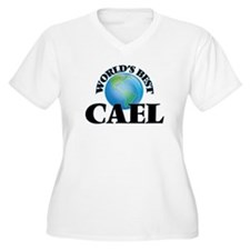 World's Best Cael Plus Size T-Shirt