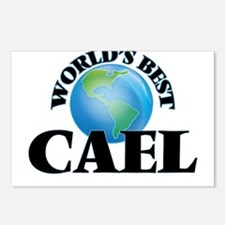 World's Best Cael Postcards (Package of 8)