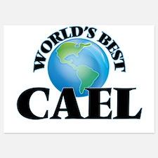 World's Best Cael Invitations