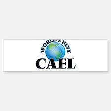 World's Best Cael Bumper Bumper Bumper Sticker