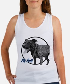 Brindle Bully Women's Tank Top