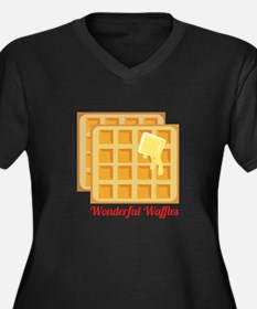 Wonderful Waffles Plus Size T-Shirt
