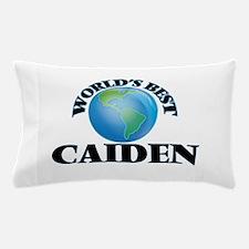 World's Best Caiden Pillow Case