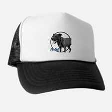 Brindle Bully Trucker Hat