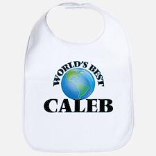 World's Best Caleb Bib