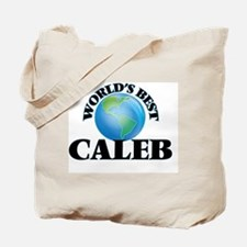 World's Best Caleb Tote Bag