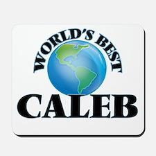 World's Best Caleb Mousepad