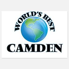 World's Best Camden Invitations