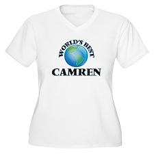 World's Best Camren Plus Size T-Shirt