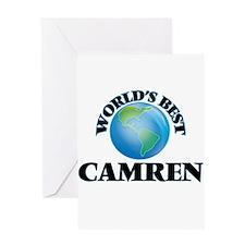 World's Best Camren Greeting Cards