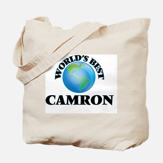 World's Best Camron Tote Bag