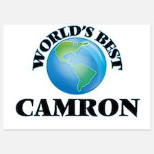 World's Best Camron Invitations
