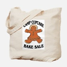 Camp Cupcake Bake Sale Tote Bag