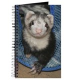 Ferret journal Journals & Spiral Notebooks