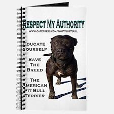 """Respect"" Journal"