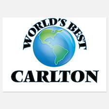 World's Best Carlton Invitations