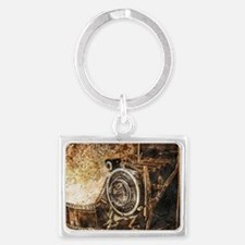 Antique Old Photo Camera Keychains
