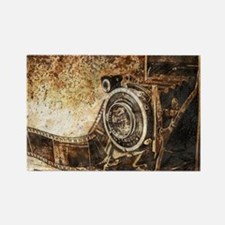 Antique Old Photo Camera Magnets