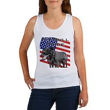 Pit Bull Pride Women's Tank Top