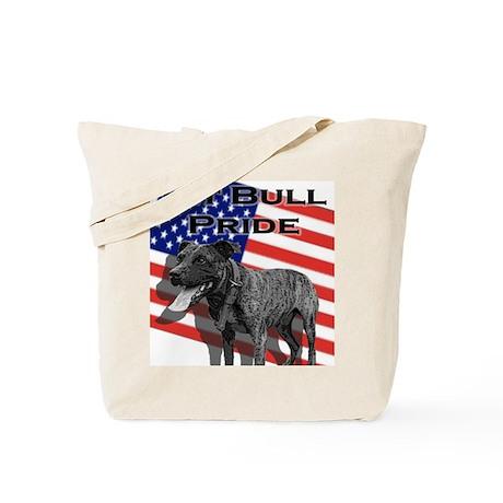 Pit Bull Pride Tote Bag