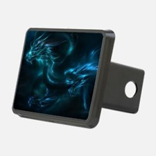 blue dragon Hitch Cover