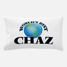 World's Best Chaz Pillow Case