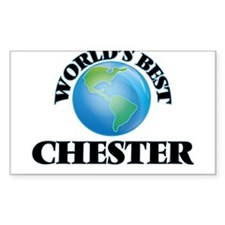 World's Best Chester Decal