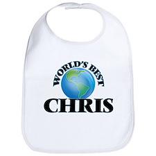 World's Best Chris Bib