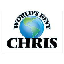 World's Best Chris Invitations