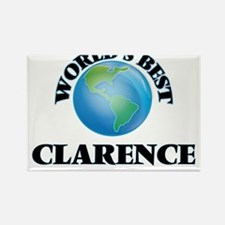 World's Best Clarence Magnets